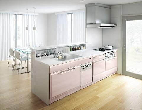 キッチン 収納 タカラ タカラスタンダードのキッチンリフォーム